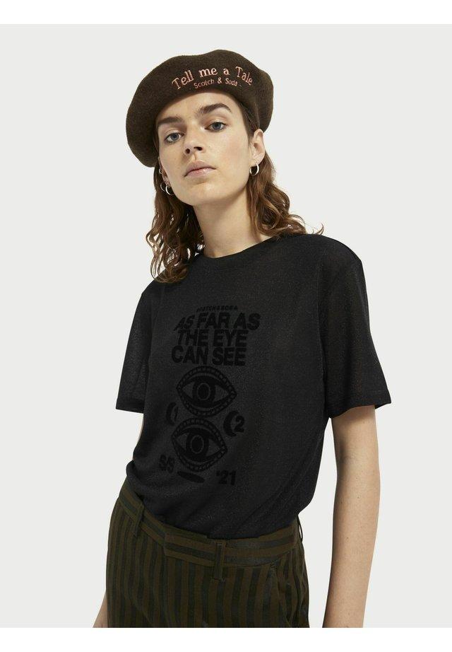 T-shirt print - combo a