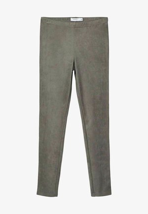 Leggings - Trousers - granite grey