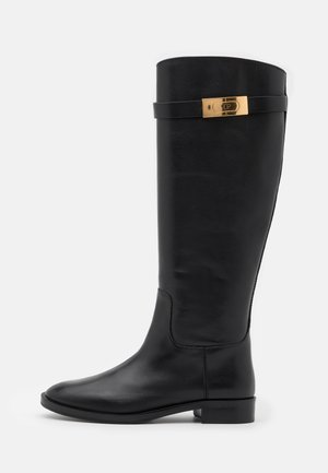 RIDING BOOT - Boots - perfect black