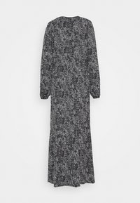 Vero Moda Tall - VMPYM ANCLE DRESS - Maxi dress - black/white - 1