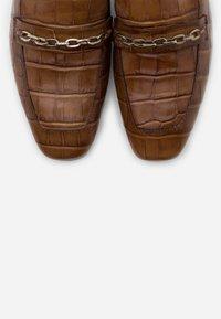 WONDERS - Scarpe senza lacci - taupe - 5