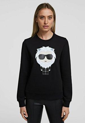 LEO - Sweatshirt - black
