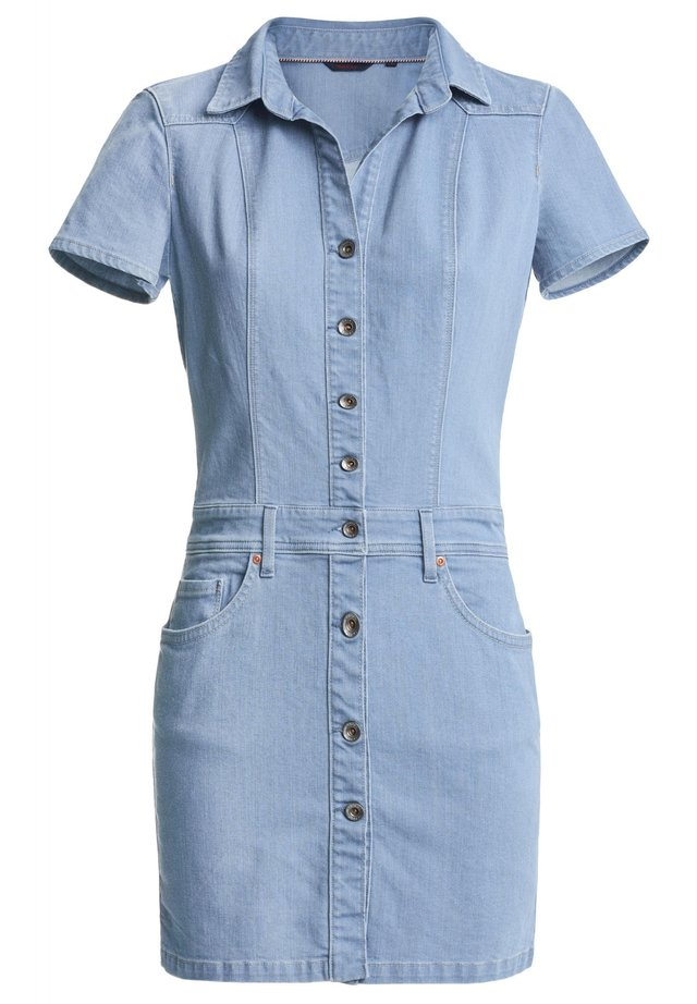 Jumper dress - blau_8501