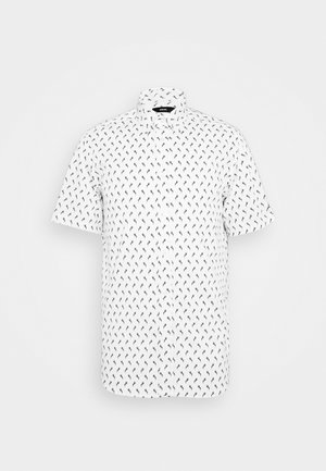 S-RILEY-SHO-KA - Shirt - white/black