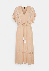 YAS - YASFANNI DRESS  - Maxi dress - toasted almond - 3