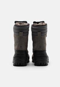 CMP - KINOS WP - Winter boots - graffite/nero - 2