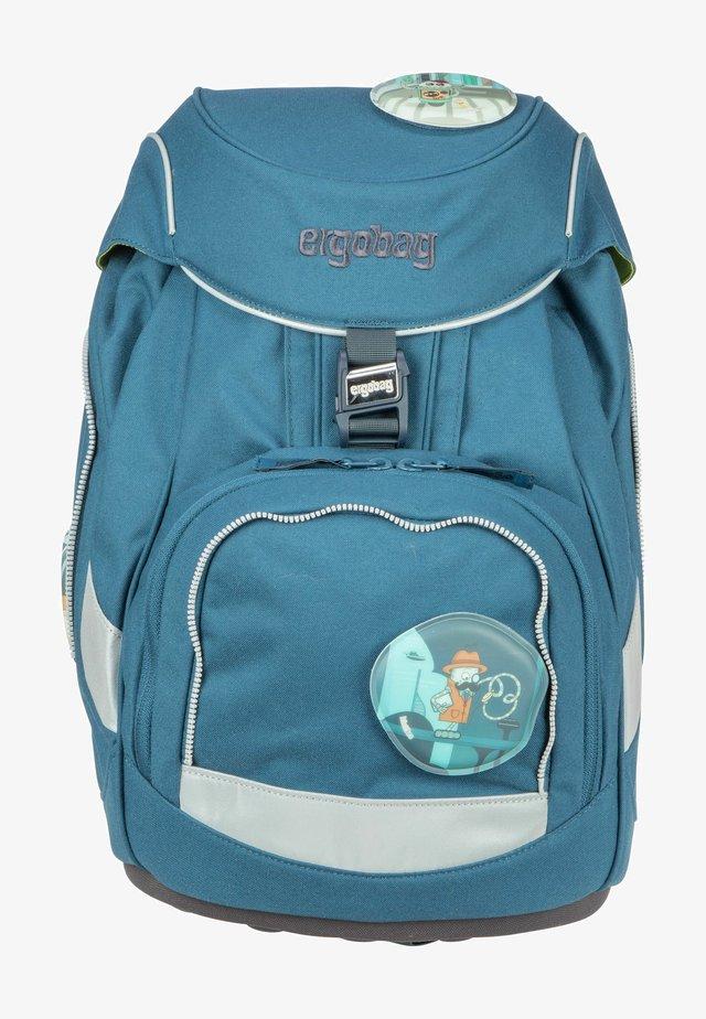 School bag - robotbär