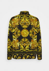 Versace Jeans Couture - PANEL GOLD BAROQUE  - Košile - black - 1