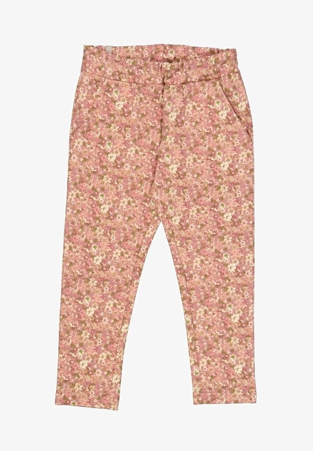 Broek - rose flowers