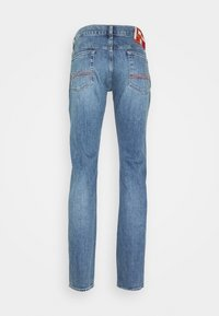 7 for all mankind - RONNIE SPECIAL EDITION - Slim fit jeans - mid blue - 1