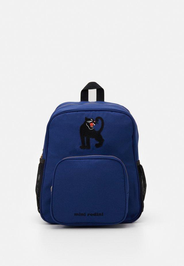 PANTHER SCHOOL BAG - Zaino - blue