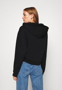 Abercrombie & Fitch - SMALL SCALE LOGO - Hoodie - black - 2