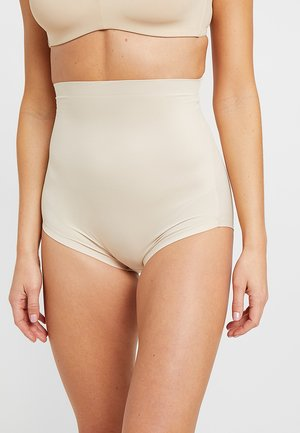 HIGH WAIST BRIEF COVER YOURBASES - Shapewear - nude