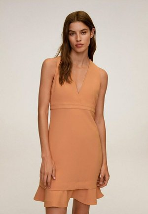LAURA-I - Day dress - nude