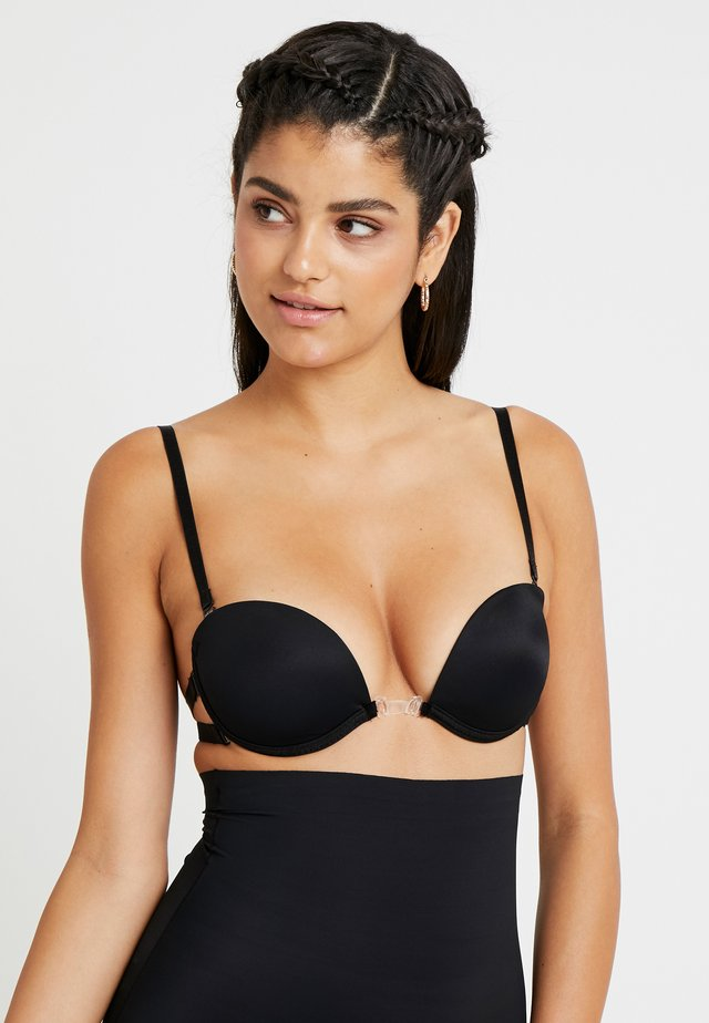 MAGIC MULTI WAY BRA - Strapless BH - black