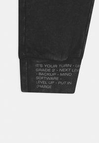 OVS - TROUS  - Teplákové kalhoty - black beauty - 2