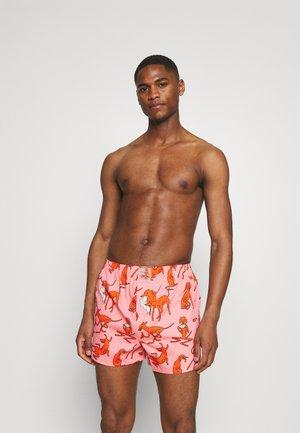 Boxer shorts - pink