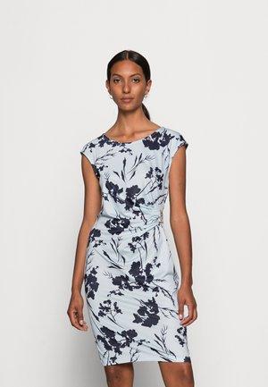Sukienka etui - blue/dark blue