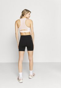 Cotton On Body - LIFESTYLE SEAMLESS YOGA SHORT - Tights - black - 2