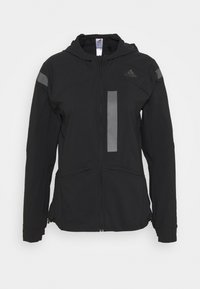 adidas Performance - MARATHON  - Sports jacket - black/black - 0
