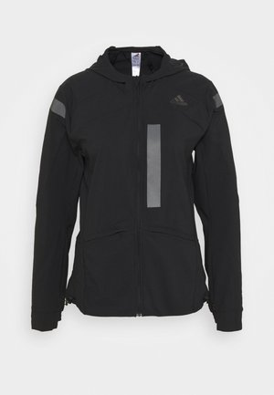 MARATHON  - Sports jacket - black/black