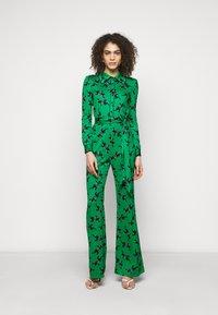 Diane von Furstenberg - MILLY - Haalari - green - 0