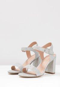 New Look - VIMS - Sandalias de tacón - silver - 4