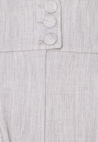 4th & Reckless - RAFFI TROUSER - Kalhoty - grey - 2