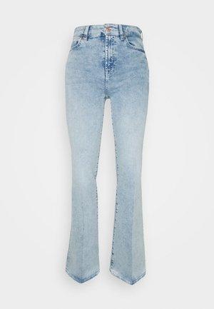 LISHA - Bootcut jeans - pier