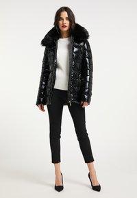 faina - Winter jacket - schwarz - 1