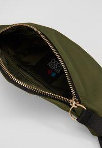 Even&Odd - Bum bag - khaki - 5