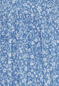 TOM TAILOR DENIM - PRINTED  - Day dress - mid blue - 2