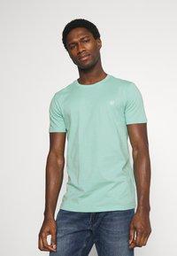 Marc O'Polo - SHORT SLEEVE - T-shirt basic - mint - 0