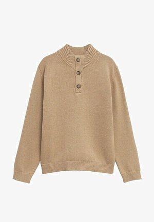 Sweater - middenbruin