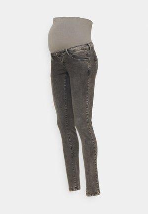SKINNY - Skinny džíny - grey denim