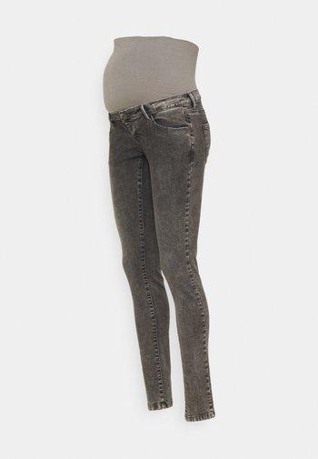 SKINNY - Jeans Skinny Fit - grey denim