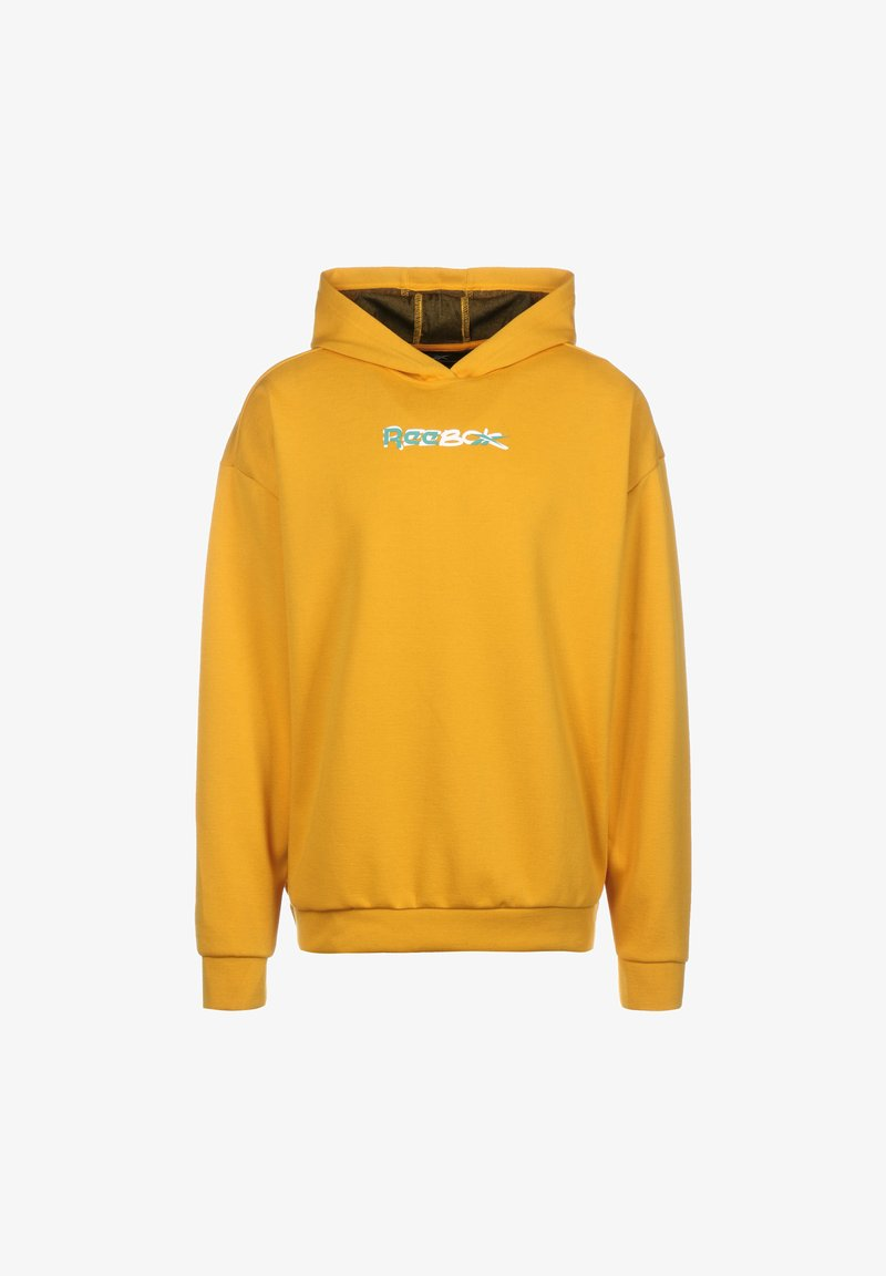Reebok - MYT  - Jersey con capucha - semi gold solar
