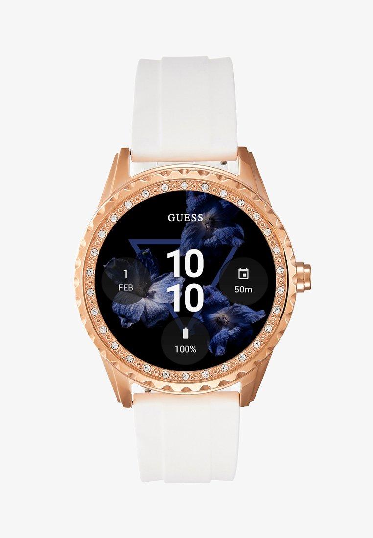 compagno bangio ala  Guess SMART WATCH - Smartwatch - rose gold-coloured/white/white -  Zalando.co.uk