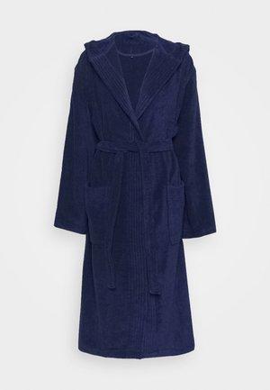 LIFE - Dressing gown - marine blau