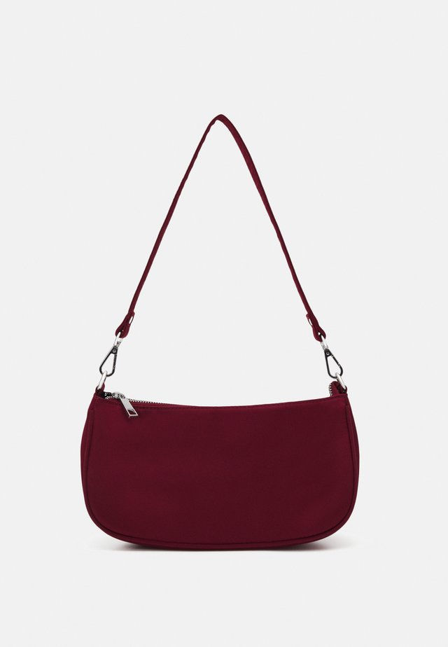 HEDDA BAG - Handbag - wine
