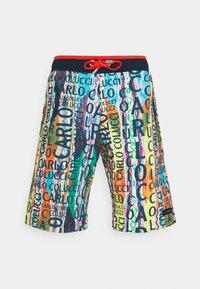 Carlo Colucci - Shorts - white/multi coloured - 0