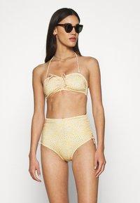 Samsøe Samsøe - GYTEA BOTTOM  - Bikini bottoms - golden aster - 1