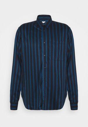 FLOW - Shirt - marine-bleu