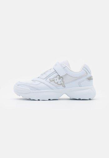 KRYPTON UNISEX - Sports shoes - white