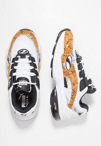 Puma - CELL KINGDOM - Sneakers laag - white/golden orange - 1