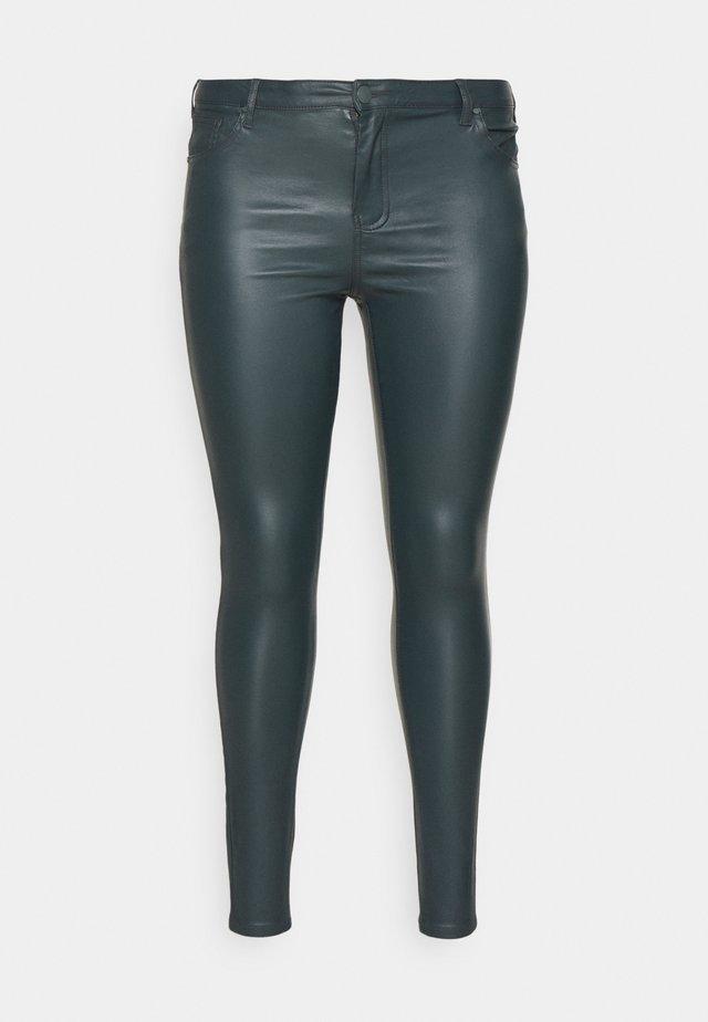 LONG AMY - Trousers - dark slate