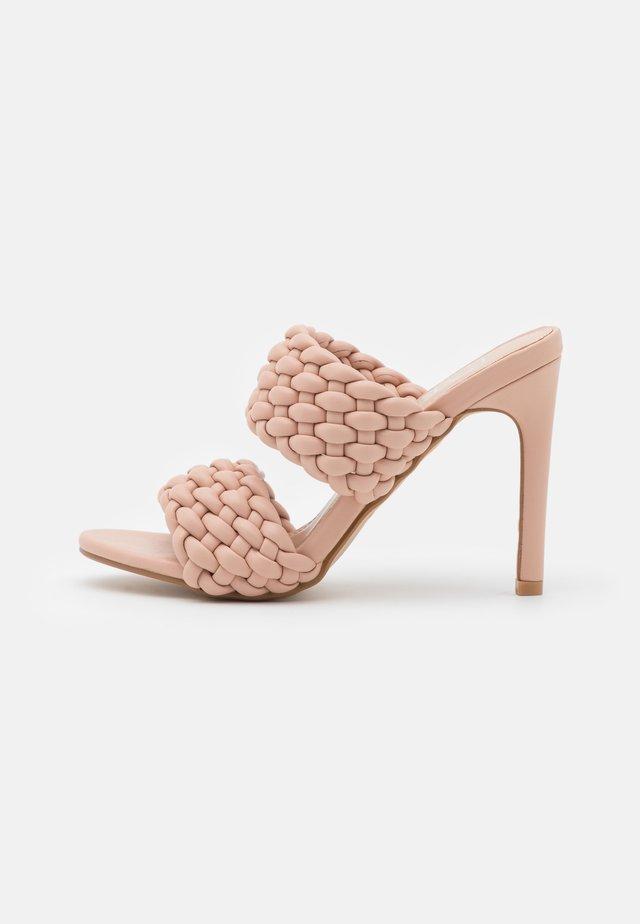 HAZEL - Sandaler - nude