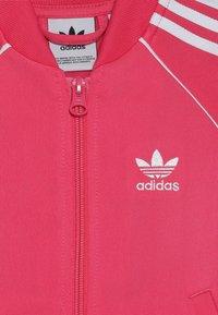 adidas Originals - SUPERSTAR SET - Bluza rozpinana - pink/white - 5