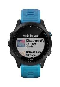 """Garmin - GARMIN GPS-LAUFUHR SET """"FORERUNNER 945 TRI BUNDLE"""" - Smartwatch - black - 7"""