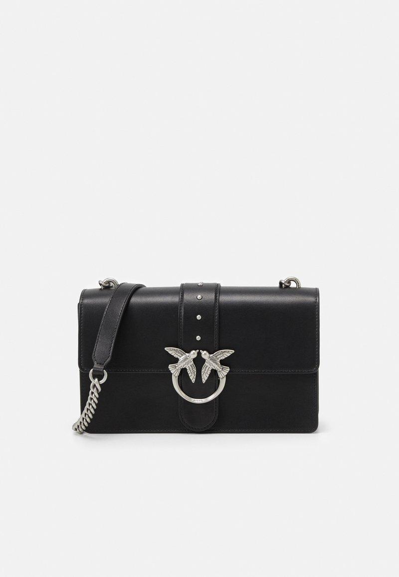 Pinko - LOVE CLASSIC ICON SIMPLY OLD - Across body bag - black